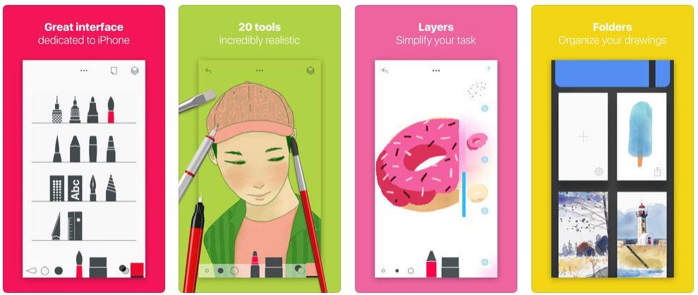 Įkvėpimas tavo kišenėje: 4 programėlės, skatinančios kūrybingumą