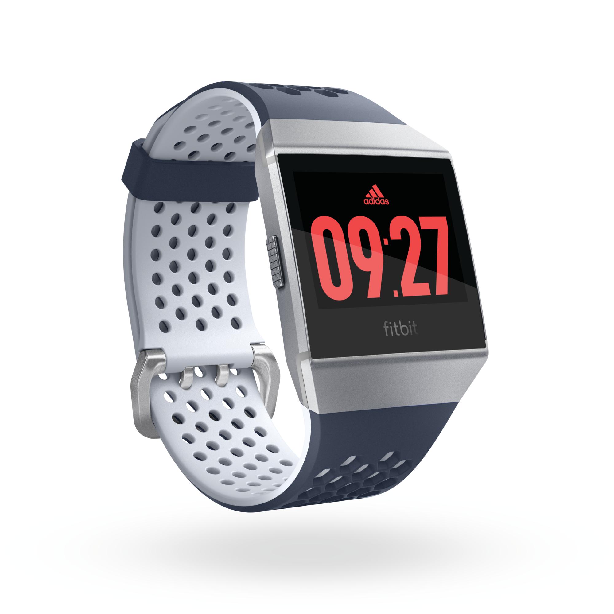 """Išmaniųjų aksesuarų gamintoja """"Fitbit"""" ir """"adidas"""" pristato bendrą darbą"""