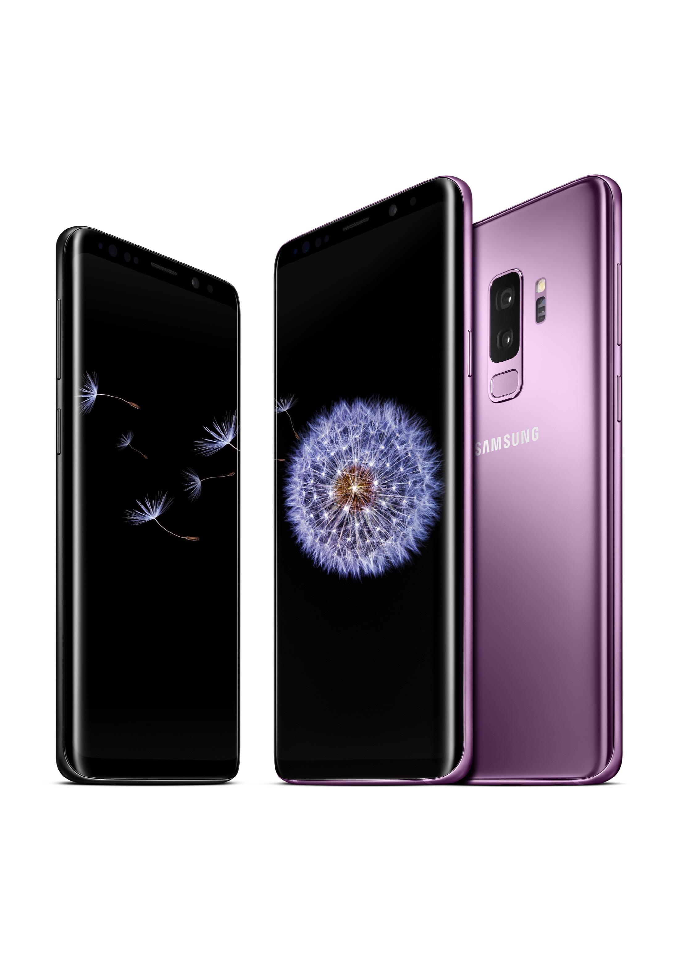 """Naujuosius """"Samsung"""" flagmanus """"Galaxy S9"""" ir """"S9+"""" jau galima įsigyti Lietuvos parduotuvėse"""
