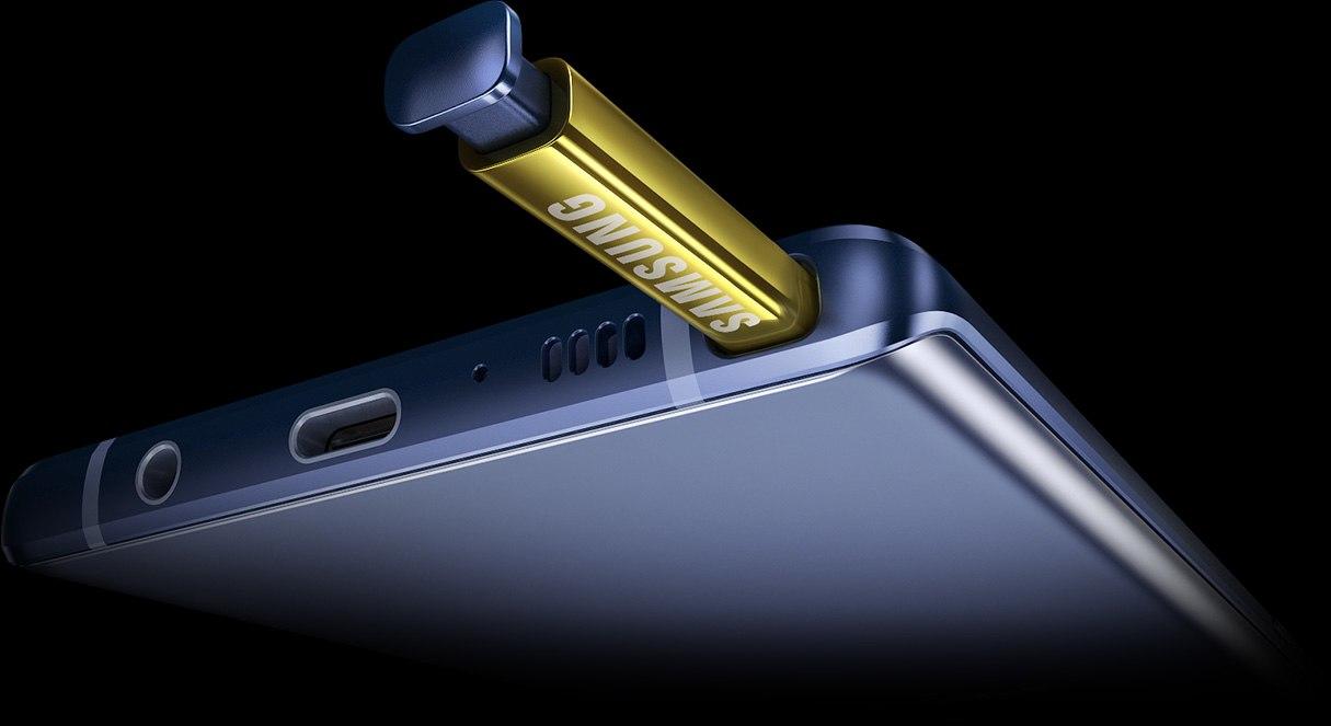 """""""Samsung"""" pristatė naują flagmaną """"Galaxy Note9"""": telefoną trokštantiems to, kas geriausia"""