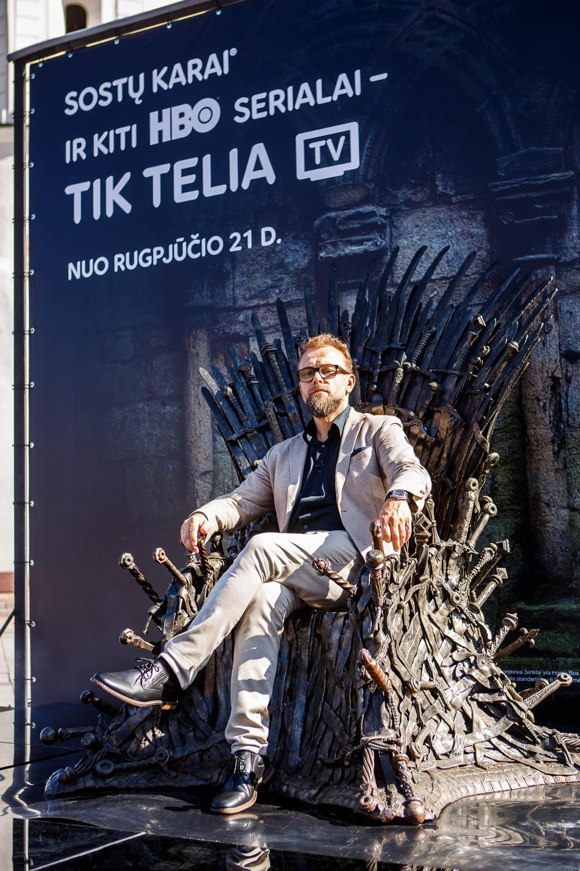 """""""Telia"""" lietuviams siūlys išskirtinį HBO® turinį"""