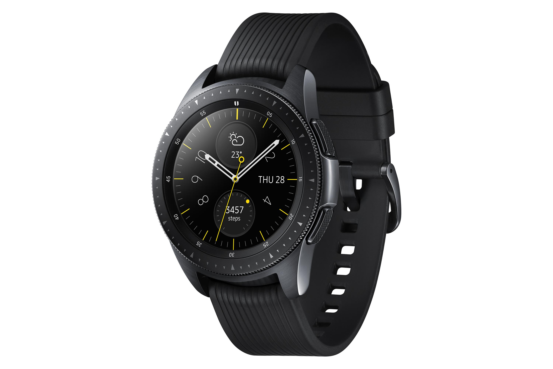 """Itin galingą bateriją turintis """"Samsung Galaxy Watch"""" jau Lietuvoje"""