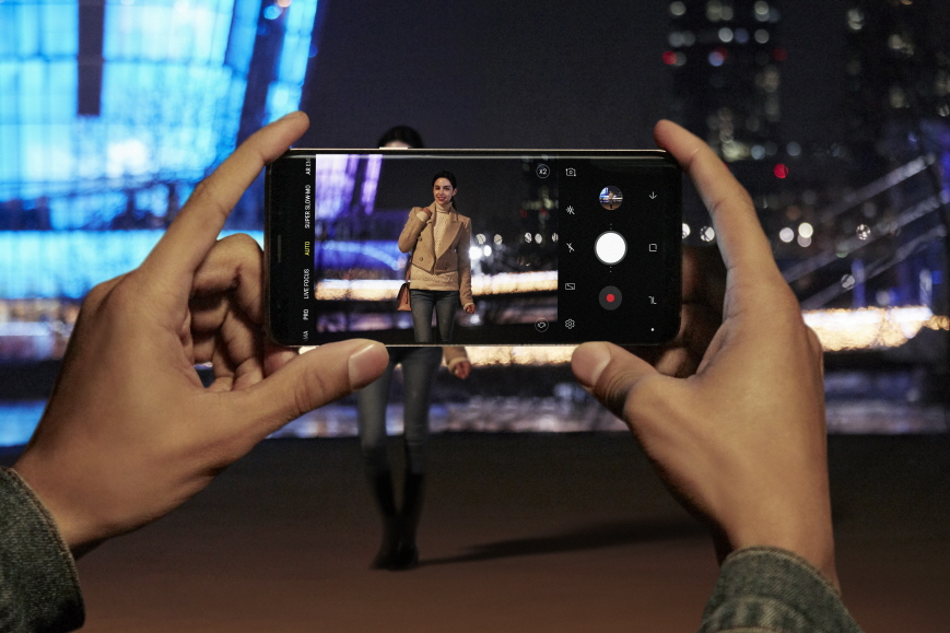 5 išmaniojo telefono savybės, kurios leis pasijusti profesionaliu fotografu