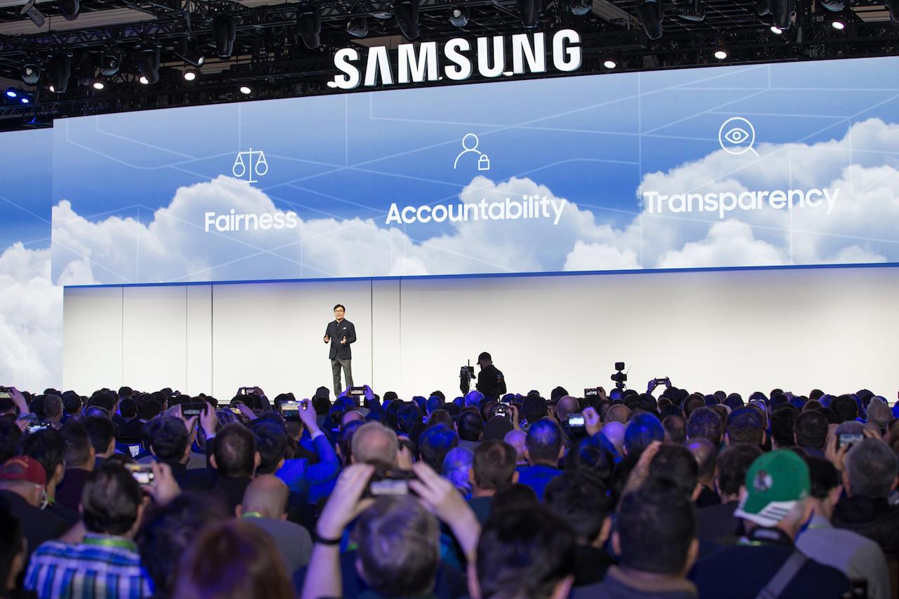 """Kokias naujienas didžiausioje pasaulio technlogijų parodoje """"CES 2019"""" pristatė """"Samsung""""?"""