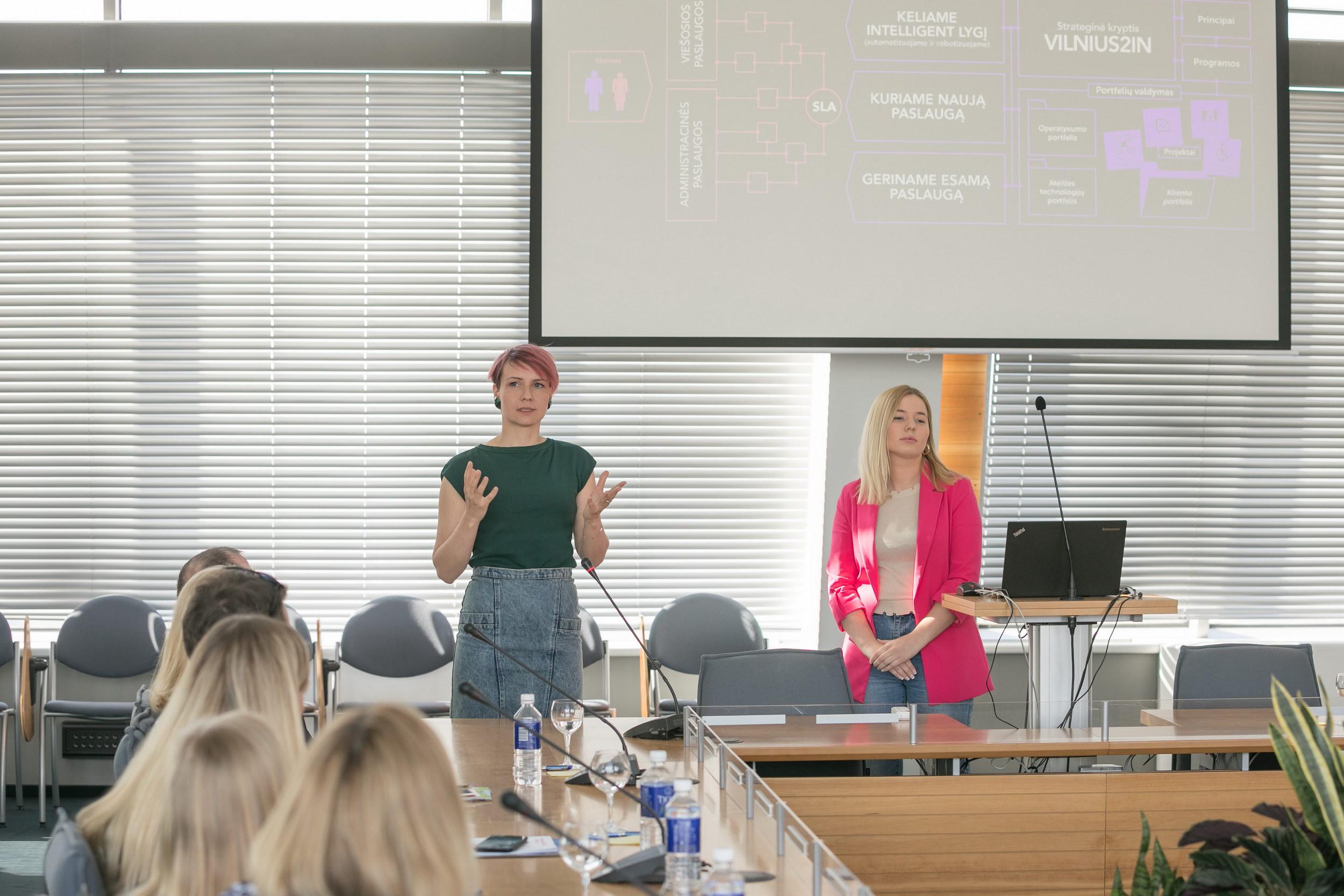 Skaitmeninio meistriškumo kryptį pasirinkęs Vilnius kviečia inovacijas kurti kartu