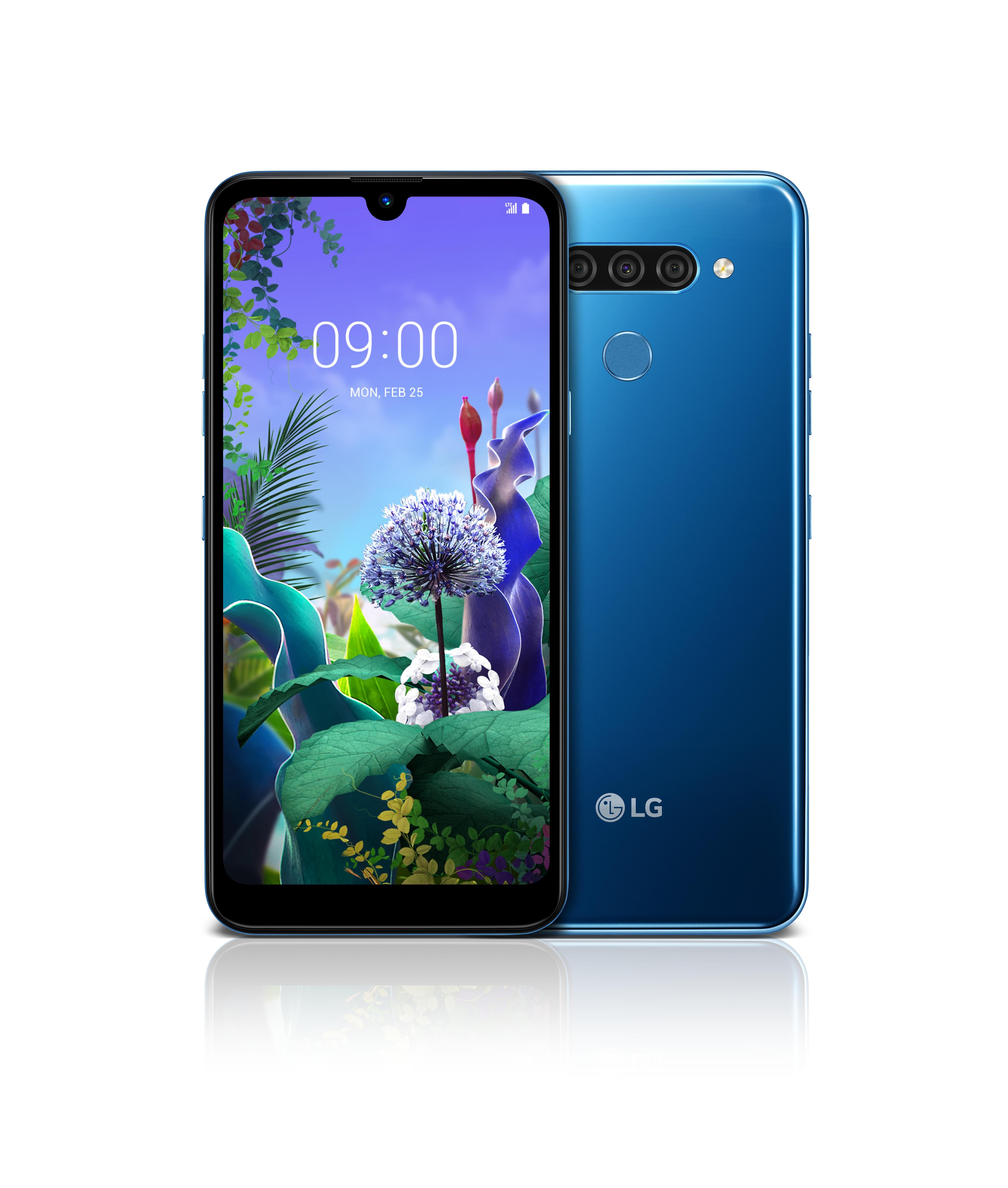 LG Lietuvos rinkai pristato naujus inovatyvius išmaniuosius telefonus Q60 ir K40