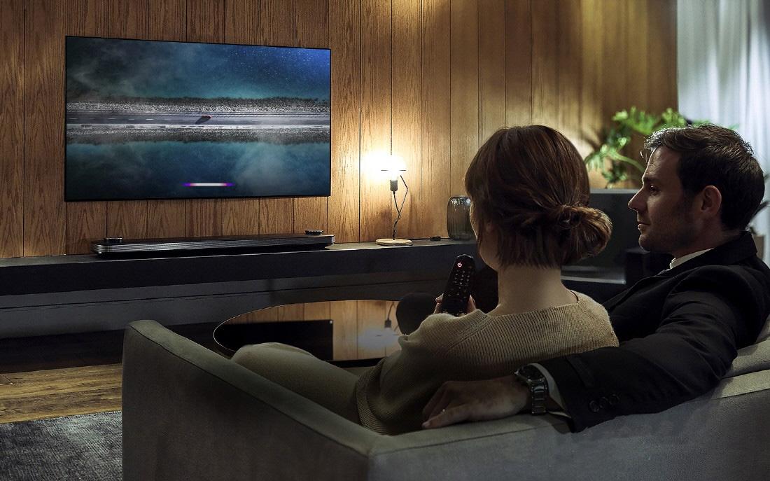 LG OLED TELEVIZORIAI SU DIRBTINIU INTELEKTU – JAU GREIT LIETUVOJE