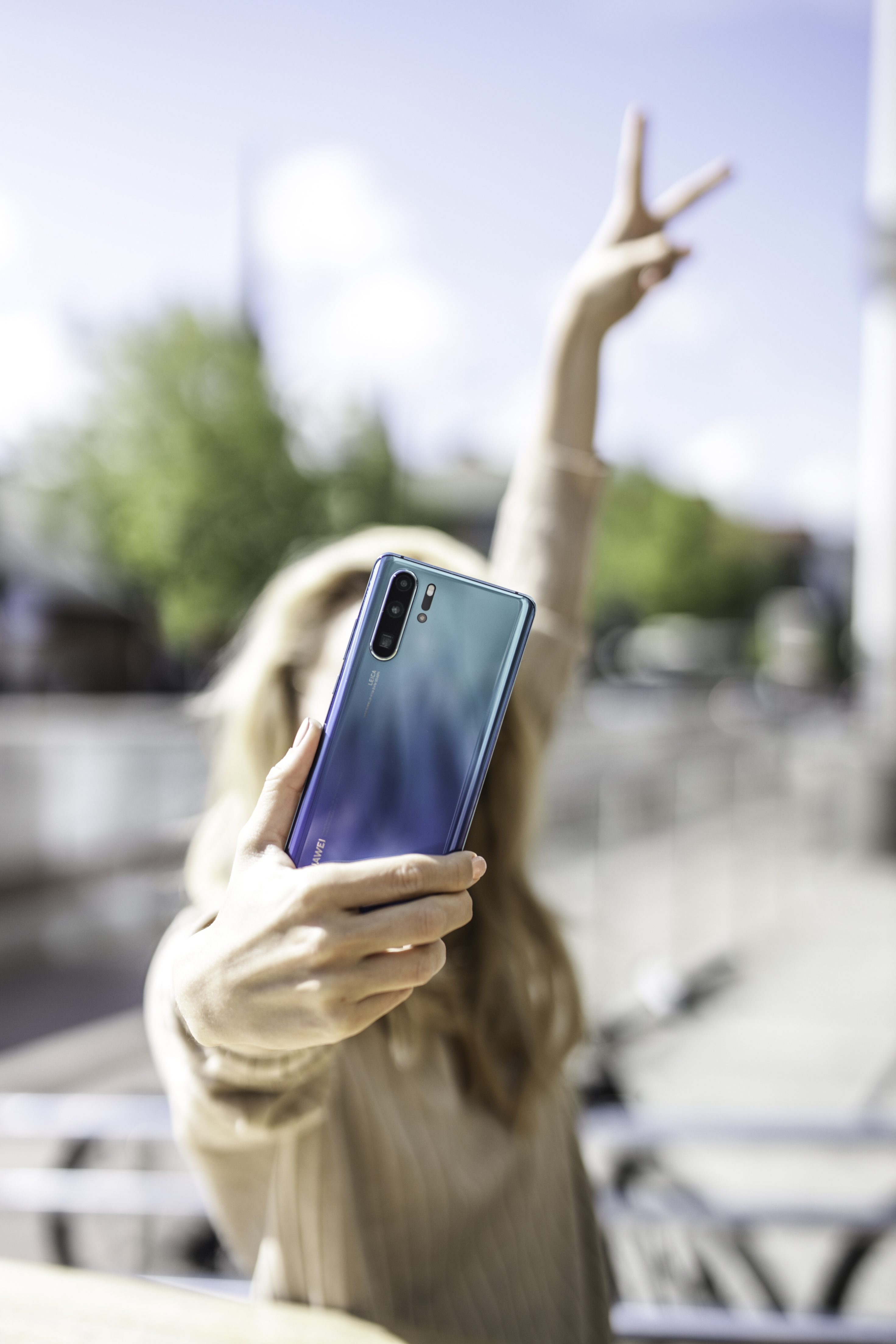 """""""Huawei"""" siūlo laimėti """"P30 Pro"""" flagmaną: tereikia sukurti """"emodžį"""""""