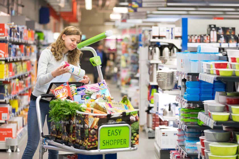 Kodėl vokiečiai nebelaukia parduotuvių eilėse?