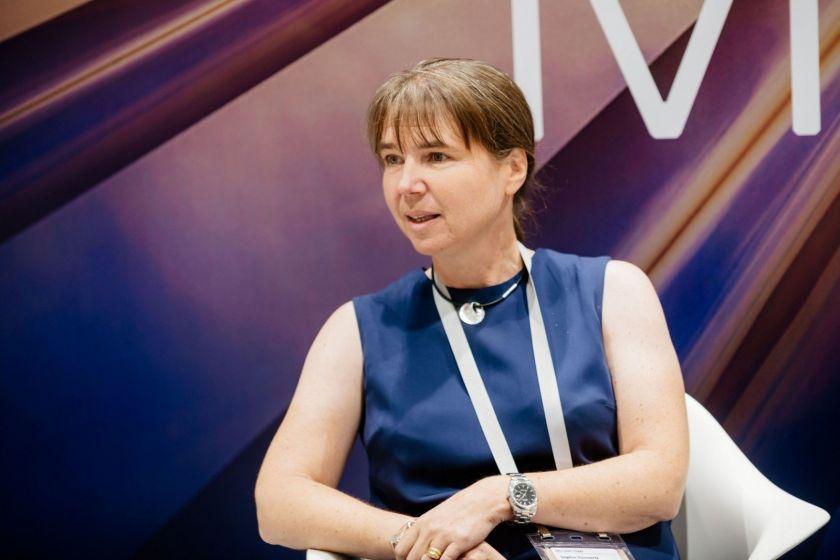 """""""Dell"""" viceprezidentė: pasirinkę Lietuvą investicijoms - neapsirikome"""