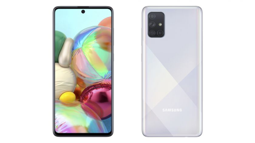 """""""Samsung"""" pristatė du naujus telefonus: """"Galaxy A51"""" ir """"Galaxy A71"""""""