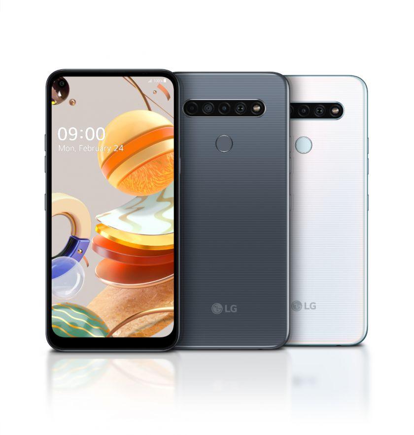 LG 2020 metų K serijos išmaniuosiuose telefonuose naudotojams pasiekiamos aukščiausios klasės kameros funkcijos