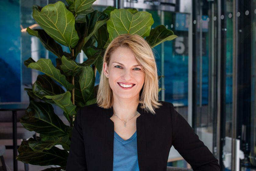 """""""Danske Bank"""" Globalių paslaugų centras turi naują vadovę: pareigas perima Aistė Gataveckienė"""