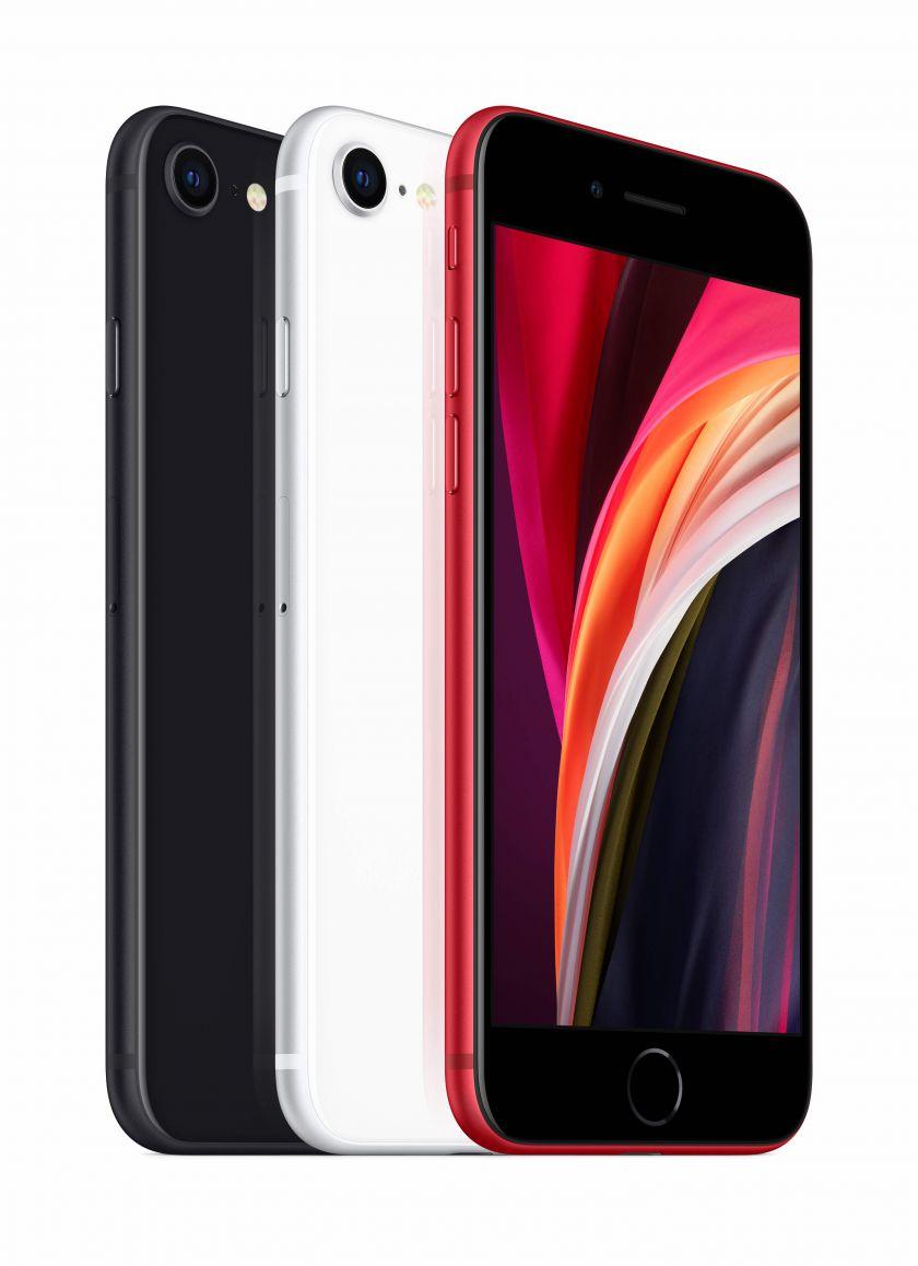 """""""Apple"""" pristatė pigiausią """"iPhone"""": išankstinė prekyba """"Bitėje"""" – netrukus"""