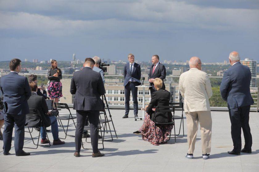 Vilnius imasi lyderystės išmanios energetikos sektoriuje: miestas tampa skaitmenine laboratorija