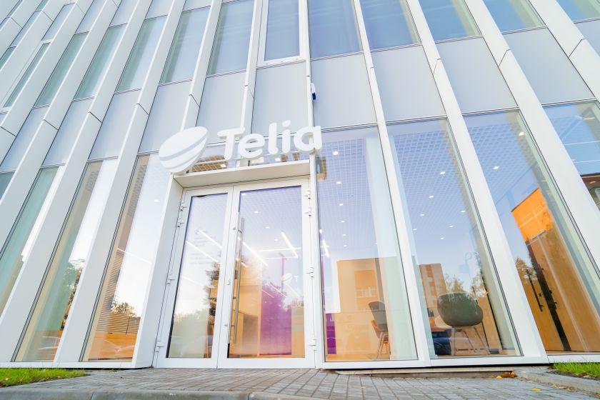 """""""Telia"""" atidaro pirmąjį Lietuvoje tik verslui skirtą aptarnavimo centrą"""