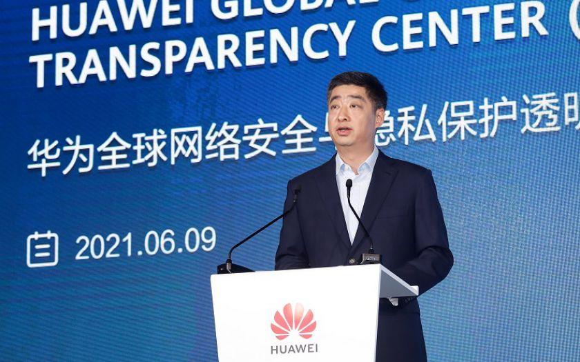 """""""Huawei"""" stiprina vartotojų duomenų apsaugos pajėgas: atidarė naują kibernetinio saugumo centrą"""
