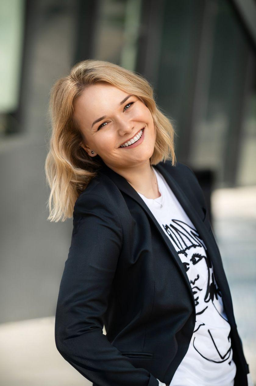 Lina Adomonienė: moterys gali užpildyti IT sektoriaus spragas